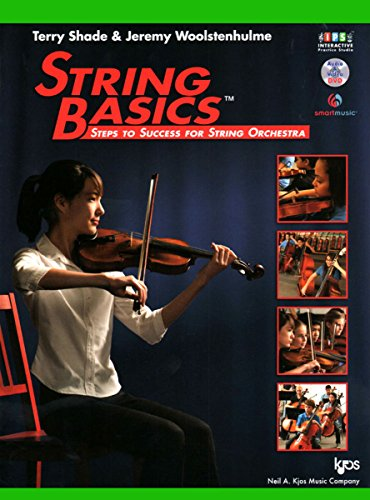 Terry Shade/Jeremy Woolstenhulme: String Basics Steps To Success For String Orchestra Book 3 (String Bass) 119 Terry