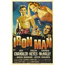 Iron Man Poster (27 x 40 Inches - 69cm x 102cm) (1951)