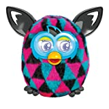 [UK-Import]Furby Boom - Black and Pink Triangles