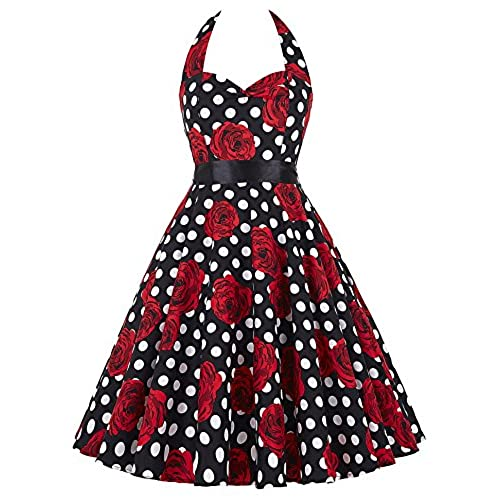 Rock And Roll Dresses Amazon Co Uk