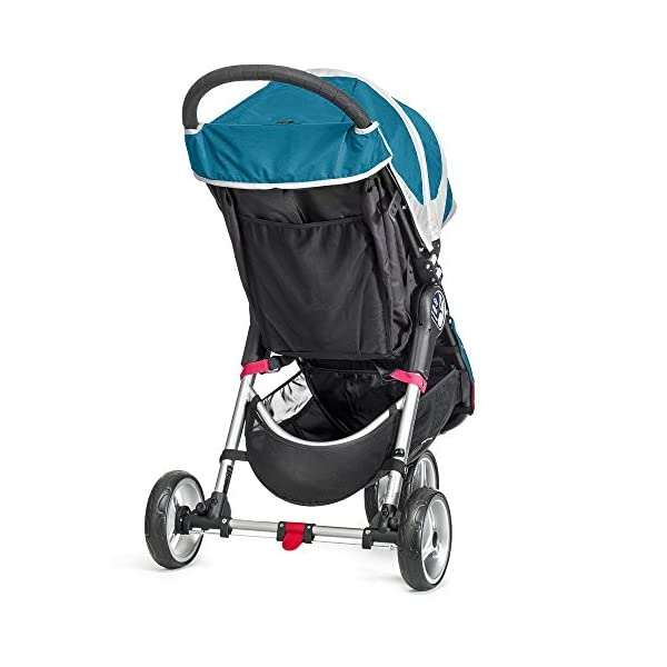 Baby Jogger City Mini Stroller - Single, Teal Baby Jogger  4