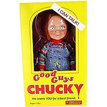 Chucky la poupée diabolique Poupée de Parler des Bons Gars Chucky (Poupée Diabolico) 38 cm