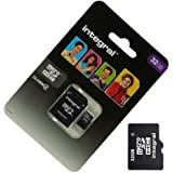 Acce2S - CARTE MEMOIRE 32 GO pour HUAWEI Y5 MICRO SD HC + ADAPT SD integral
