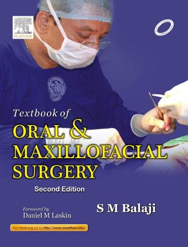 Textbook of Oral & Maxillofacial Surgery, 2e