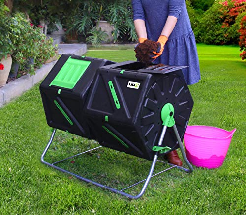 Zoom IMG-3 upp tumbler composter con 2