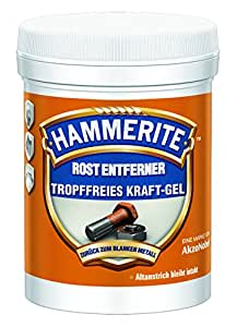 Agent anti-rouille 200 ML Hammerite-Entretien