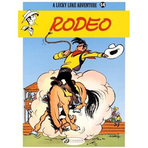 Lucky Luke - tome 54 Rodéo (54)