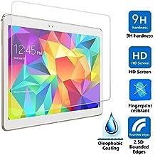 """Theoutlettablet® Protector de pantalla Cristal Templado para Tablet Bq Aquaris M10 10.1"""" Quad Core Tempered Glass"""