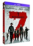The Magnificent Seven Limited Edition Steelbook (FR Import) [Blu-ray] [2016] [Region Free]