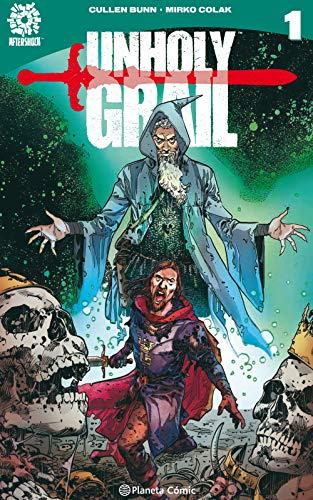 Unholy Grail nº 01: El asiento peligroso eBook: Cullen Bunn ...