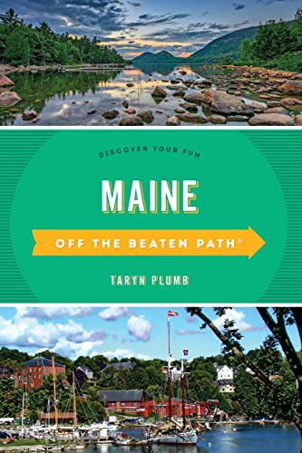 Maine off the Beaten Path 10th ED