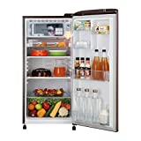 LG 190 L 3 Star Direct-Cool Single-Door Refrigerator (GL-B201AASC, Amber Steel)