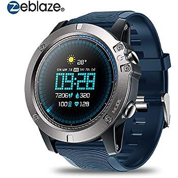 Zeblaze Vibe 3 Pro Montre Connectée Écran Tactile Smartwatch Femmes Hommes IP67 Podomètre étanche Moniteur de Fréquence Cardiaque Chronomètre ...