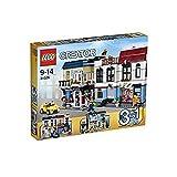 LEGO Creator 31026 - Fahrradladen & Café - LEGO