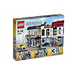 LEGO Creator 31026 - Fahrradladen & Café