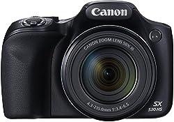 Canon Powershot Sx530 Hs (50 Multiplier_x)
