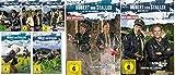 Hubert und Staller - Staffel 1-5 + 2 Spielfilme (die ins Gras beissen/unter Wölfen) im Set - Deutsche Originalware [32 DVDs]