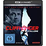 Cliffhanger  (4K Ultra HD) (+ Blu-ray 2D) / 25th Anniversary Edition / Uncut /