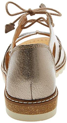 Pikolinos Damen Alcudia W1l Geschlossene Sandalen Silber (Stone)