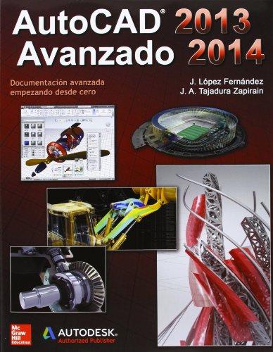 AUTOCAD AVANZADO 2013-2014 por Jose Tajadura Zapirain