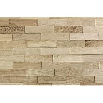 Wodewa Natural Oak Wood Cladding For Interior Walls I 1m 178