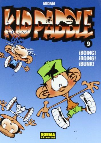 KID PADDLE 09. ¡BOING! ¡BOING! ¡BUNK! (CÓMIC EUROPEO) por Midam