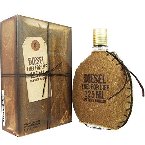 Diesel Fuel for Life Homme Eau de Toilette Spray, 125 ml
