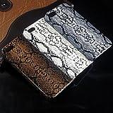 WEISHENMEN Python skin pattern Design Pattern Hard Case für iPhone 5/5S (verschiedene Farben) , Schwarz XINKULA