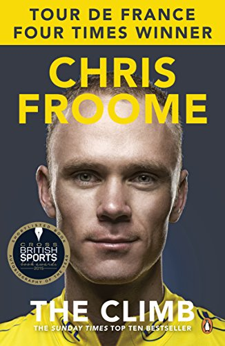 The Climb por Chris Froome