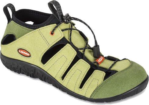 Sapatos Ibrido Crocantes Verde