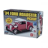 Cars 1:24 34 Ford Roadster Pick-Up Model Kit