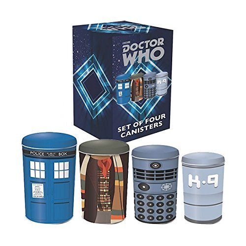 Doctor Who Boxed Set of 4