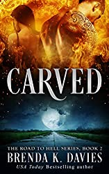 Carved (The Road to Hell Series, Book 2) (English Edition)