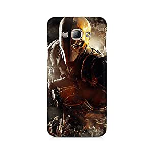 High Quality Printed Cover Case for Samsung A3 Model - Deathstroke