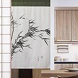 [Chinesische style], Fluid Systems, Rechtschreibprüfung Vorhang-/Hälfte Vorhang-/Schlafzimmer, ein Wohnzimmer, eine Partition Vorhang-/hängende Vorhänge/wind Karte Bambus Vorhang auf - ein 110 x 150 cm (43 x 59 Zoll)