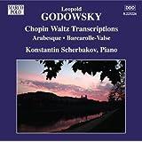 GODOWSKY: Chopin Walzer Transkriptionen