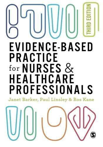 Evidence-based Practice for Nurses and Healthcare Professionals by Janet H Barker (2016-06-16)