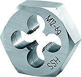 Schneideisen DIN382 HSS M8 6kt. FORMAT - 21189596