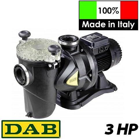 Pompa di filtrazione EUROPRO 300 - 3 HP - MONOFASE - DAB