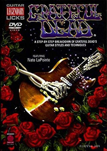 Preisvergleich Produktbild Greatful Dead - Guitar Licks DVD