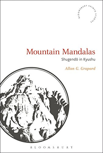 Mountain Mandalas (Bloomsbury Shinto Studies) por Allan G. Grapard
