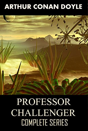 professor-challenger-complete-series-english-edition