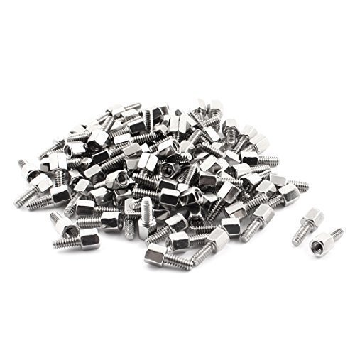 computer-replacement-pc-mounting-thread-standoff-spacer-screws-100-pcs