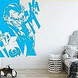 xingbuxin Adesivi murali Moderni Adesivi murali Rimovibili Carta da Parati Camera dei Bambini Decorazione della casa Decalcomania di Arte del Vinile 3 XL 58 cm X 79 cm