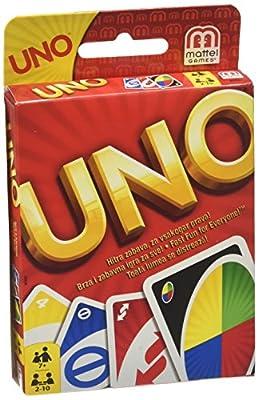 Karty uNO - Wild Version