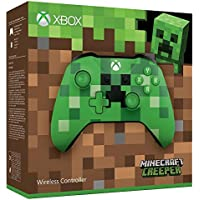 Manette sans fil pour Xbox - Edition Limitée - Minecraft Creeper