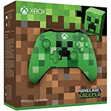 Xbox One: Controller Wireless Minecraft, Verde - Limited Edition