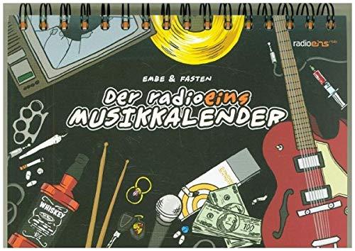Der radioeins Musikkalender