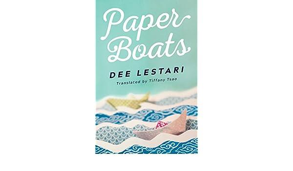 review text novel perahu kertas