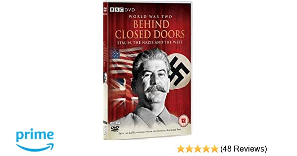 World War Ii Behind Closed Doors Dvd Amazon Co Uk Laurence Rees